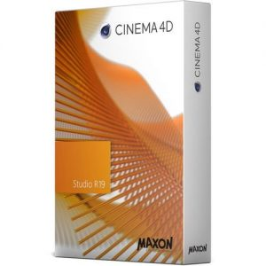 Maxon CINEMA 4D Studio R19.024 Free Download
