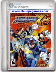 Mega Man X8 Game