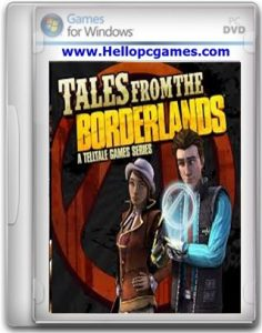 Tales from the Borderlands: Episodes 1-4 Game