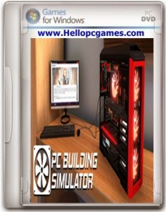 PC Building Simulator Game