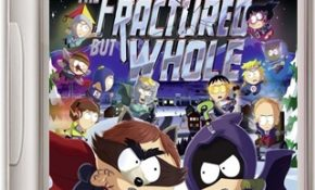 South Park The Fractured But Whole Game