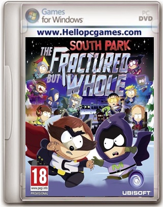 South Park: The Fractured But Whole Game
