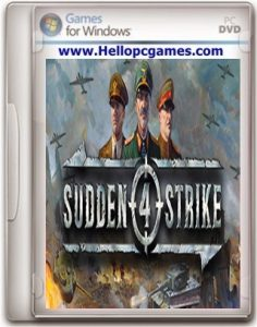 Sudden Strike 4 Game