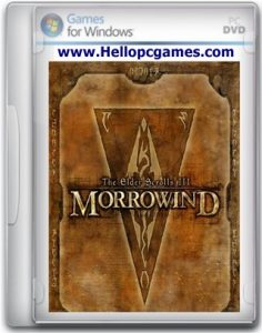 The Elder Scrolls III Morrowind Game