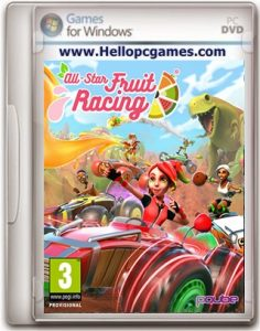 All-Star Fruit Racing Game