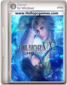 Final Fantasy X/X-2: HD Remaster Game