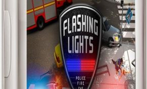 Flashing Lights Police Fire EMS Game