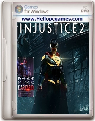 Injustice 2: Legendary Edition Game