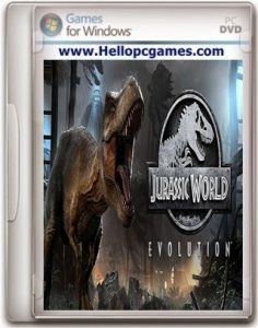 Jurassic World Evolution Game (Full Unlocked)