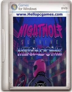 Nightwolf: Survive the Megadome Game