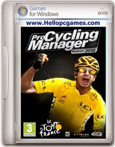 Pro Cycling Manager 2018 Game