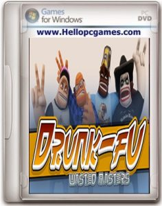 Drunk-Fu: Wasted Masters Game