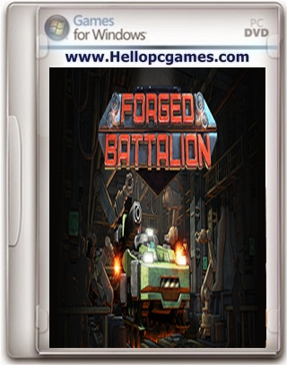Forged Battalion Game