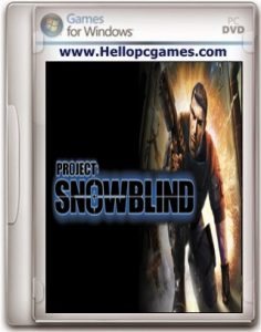 Project: Snowblind Game