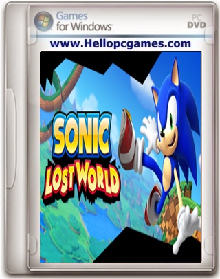 Sonic Lost World Game