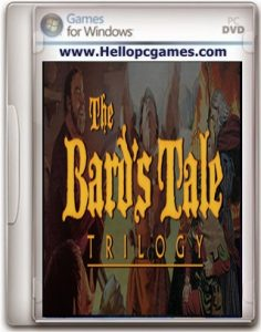 The Bard's Tale Trilogy Game