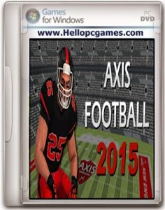 Axis Football 2015 Game