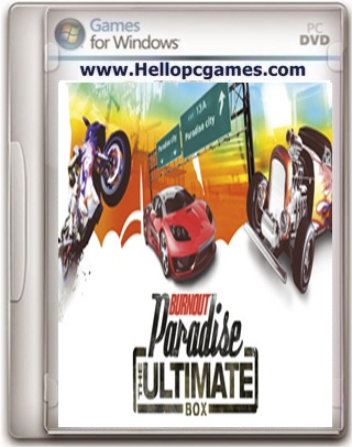 Burnout Paradise: The Ultimate Box Game