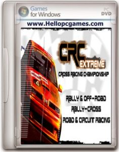 Cross Racing Championship Extreme Game