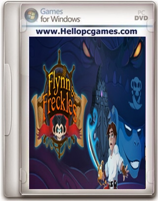 Flynn and Freckles Game
