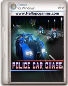Police car chase Game