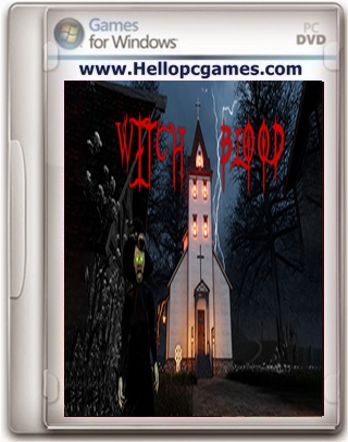 Witch Blood Game