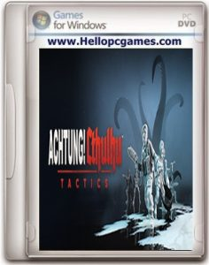 Achtung! Cthulhu Tactics Game