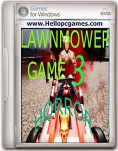 Lawnmower Game 3: Horror Game