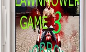 Lawnmower Game 3 Horror Game