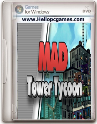 Mad Tower Tycoon Game