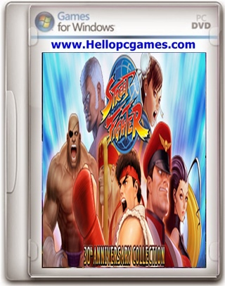 Street Fighter 30th Anniversary Collection Game