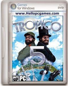 Tropico 5 Complete Collection Game