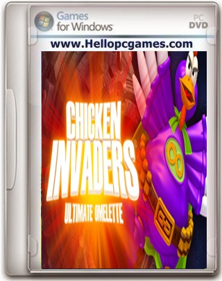 Chicken Invaders 4 Game Free Download