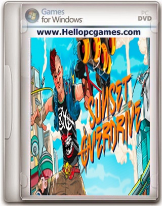 free download sunset overdrive pc game