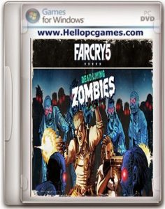 Far Cry 5 - Dead Living Zombies Game GOG Free Download