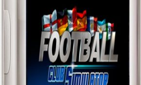 Football Club Simulator Game FCS NS#19