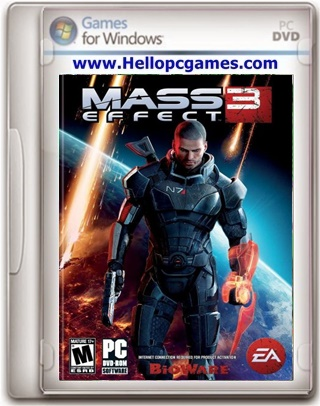 Mass Effect 3 Game Free Download (Include ALL DLC)