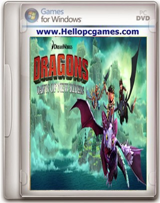 DreamWorks Dragons Dawn of New Riders Game Free Download