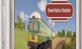 Diesel Railcar Simulator Game