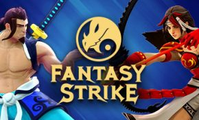 Fantasy Strike Game