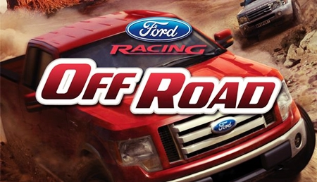Ford Racing Off Road Game