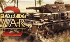 Theatre of War 2 Africa 1943 Game Download