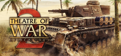 Theatre of War 2: Africa 1943 Game