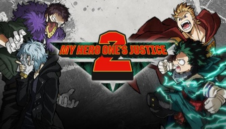 MY HERO ONE'S JUSTICE 2 Game