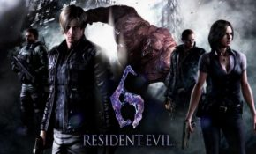 Resident Evil 6 Game pc download