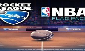 Rocket League NBA Flag Pack Game Download
