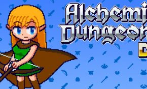 Alchemic Dungeons DX Game Download