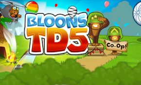 Bloons TD 5 Game Download