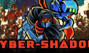 Cyber Shadow Game Download