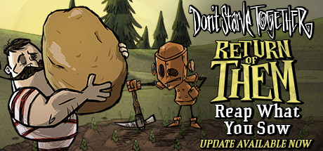 Don't Starve Together: A New Reign Game